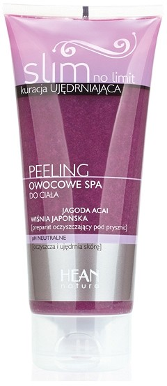HEAN Peeling Ujędrniający Owocowe SPA HE-008-169