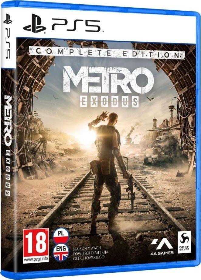Metro Exodus Edycja Kompletna (GRA PS5)