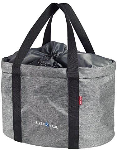 PRO Klickfix farrad torba Shopper szary, 0300sgr 0300SGR_Grau_24 Liter
