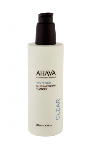 AHAVA AHAVA Clear Time To Clear mleczko do demakijażu 250 ml