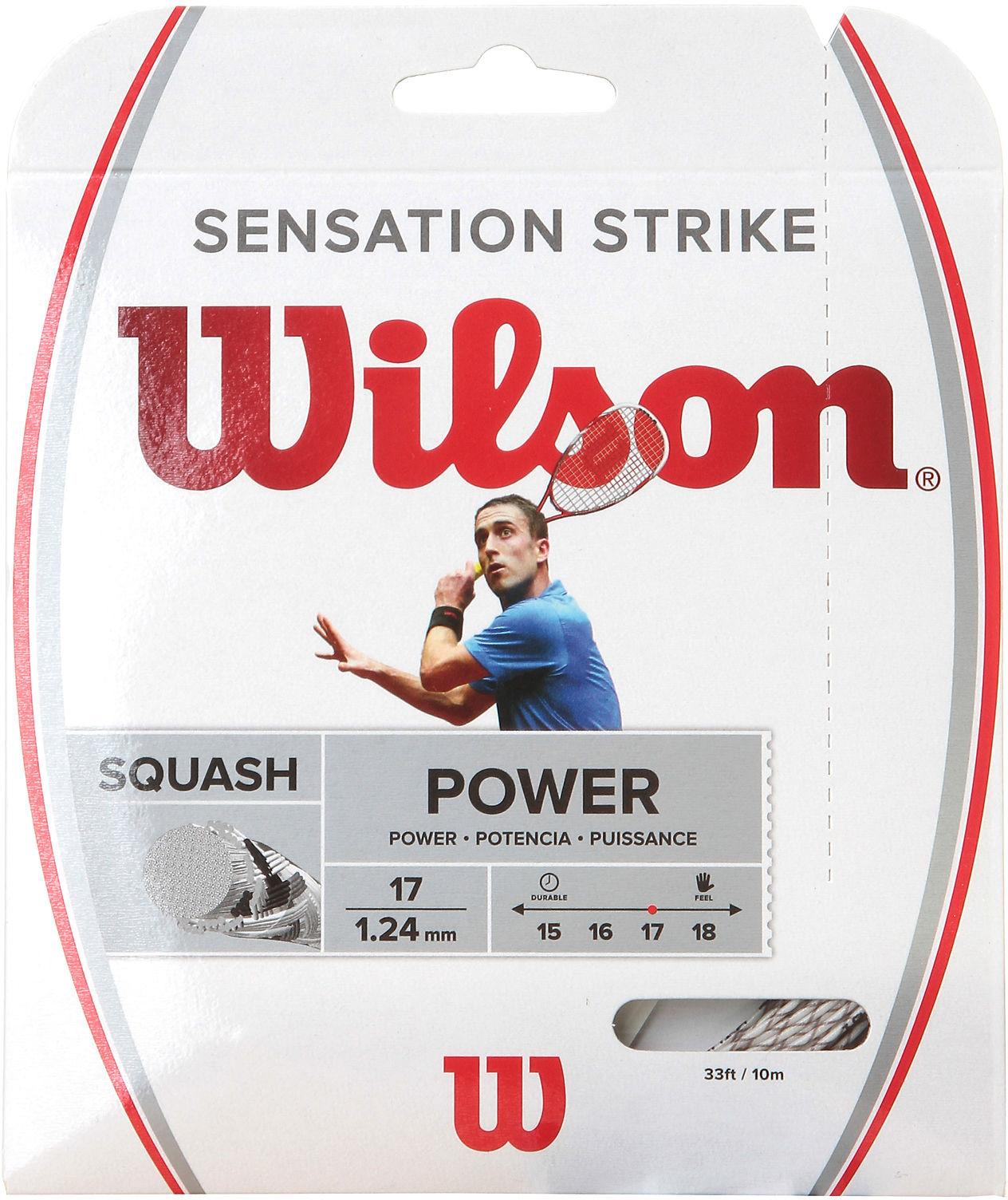 Wilson Naciąg sq Sensation Strike WRR943200 WRR943200