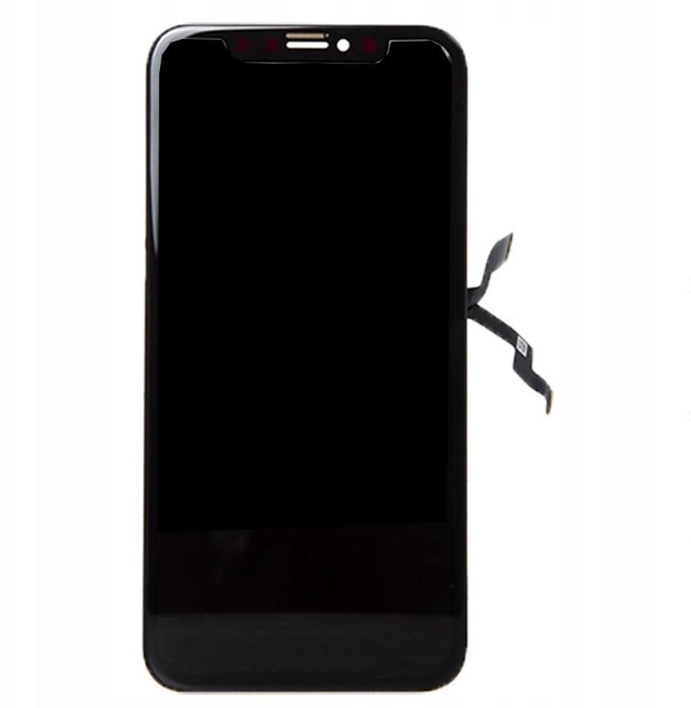LCD + Panel Dotykowy do iPhone 8 Plus biały Tm Aaa