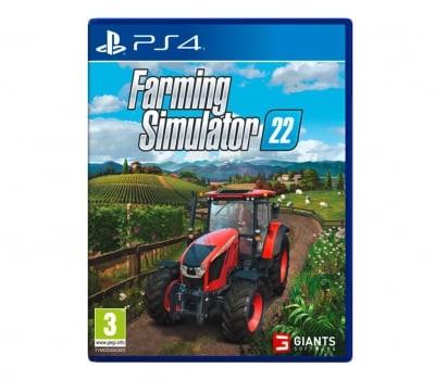 Farming Simulator 22 (GRA PS4)