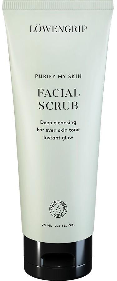 Löwengrip Löwengrip Daily Facial Care Purify My Skin Facial Scrub 75 ml