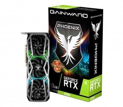Gainward RTX 3080 Phoenix GS 10GB GDDR6X (471056224-2010)