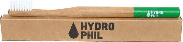 HYDROPHIL Ekologiczna szczoteczka do zębów ŚREDNIA zielona HYD 790045