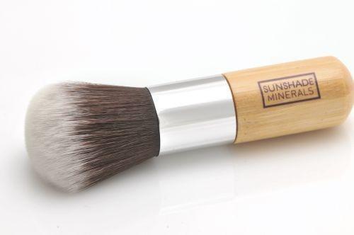LancrOne LONG HANDLED KABUKI Sunshade Minerals Pędzel do pudru 333333333999487