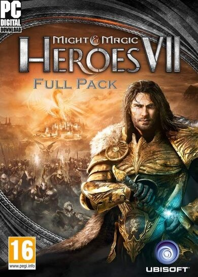 Might & Magic Heroes VII Full Pack (UPLAY)