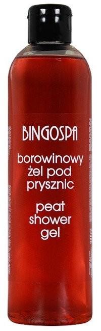 BingoSpa Borowniowy żel pod prysznic 300ml 41514-uniw