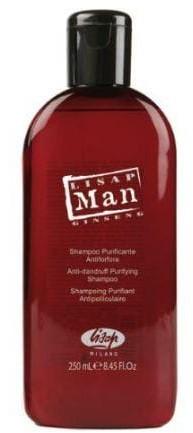 LISAP Lisap Man, szampon przeciwłupieżowy, 250ml LIS000035
