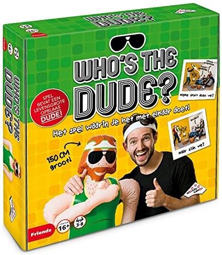 Unbekannt Znane Identity Games 0604001Who's The Dude, do gry