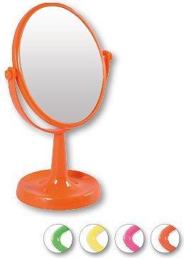 Top Choice Lusterko kosmetyczne Colours Lusterko stojące owalne 85741