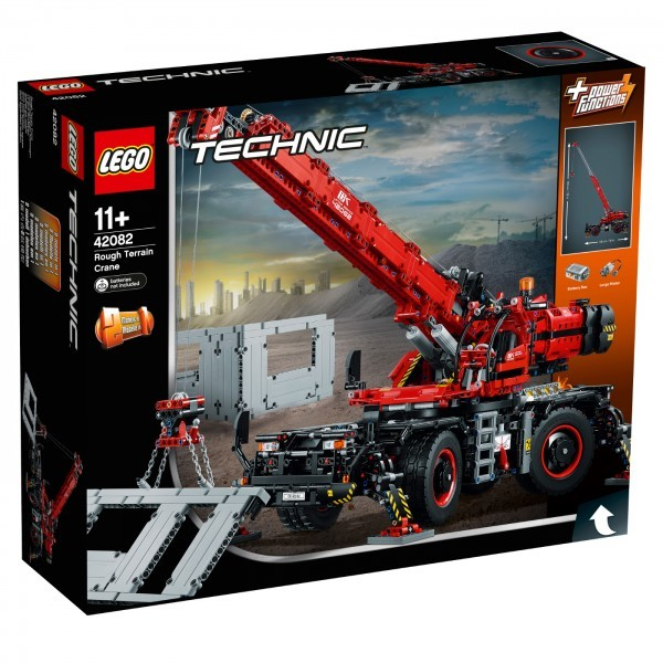 LEGO Dźwig 42082