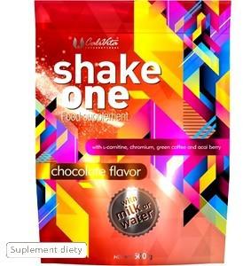 Calivita SHAKE ONE CHOCOLATE (czekoladowy) 500 g CV0235