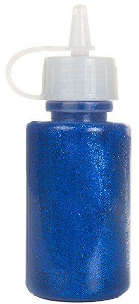Ente Klej z brokatem niebieski aplikator ok. 40ml klej-8476 klej-8476