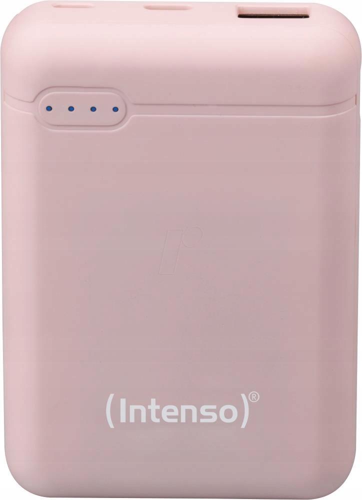 Intenso Powerbank Usb-c XS5000mAh Pink 7313523