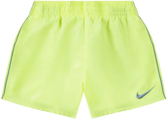 Nike Szorty kąpielowe Solid Lap NESS9654 Żółty Regular Fit