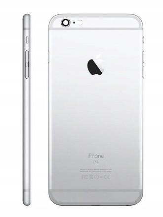 Apple iPhone 6S Plus Obudowa Tylna Korpus Silver