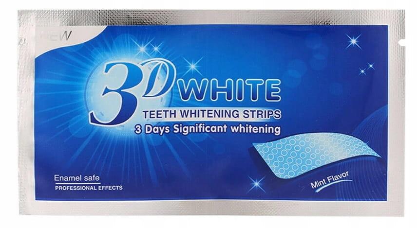 Crest Paski wybielające 3d White Professional Effects (14 pasków (7 saszetek))