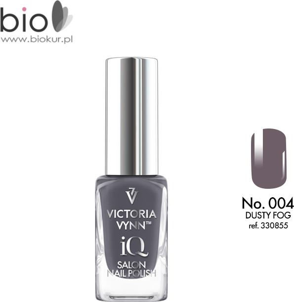Victoria Vynn Lakier klasyczny Nail Polish iQ 004 DUSTY FOG 9 ml 330855