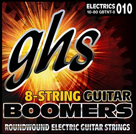 ghs GHS GB 8TNT boomers (8-String) GHS GB 8 TNT