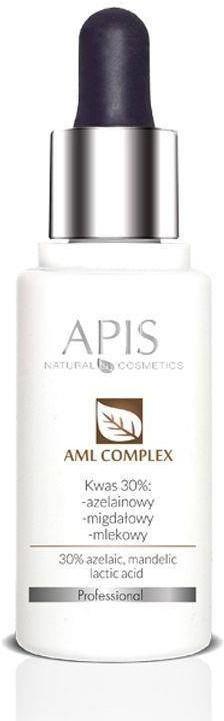 Apis kwas amlcomplex 30% 30ml (azelainowy, migdałowy, mlekowy) P122661
