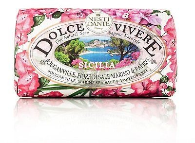 Nesti Dante Dolce Vivere Sicilia 250 g Mydło toaletowe