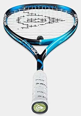 Dunlop Precision 2018 rakieta do squasha Serie, niebieski DUN-R-773285