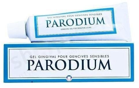 Pierre Fabre Parodium - Żel łagodzący do krwawiących dziąseł 50ml - WYPRZEDAŻ
