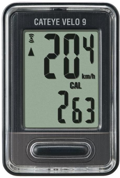 Cateye Licznik rowerowy Velo 9 CC-VL820 4990173023905