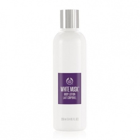 The Body Shop The Body Shop_white Musk Body LOTION_BALSAM_250 ml