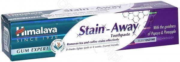 Himalaya Stain-Away pasta do zębów 75 ml