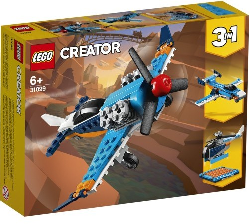 LEGO Creator Samolot śmigłowy 31099