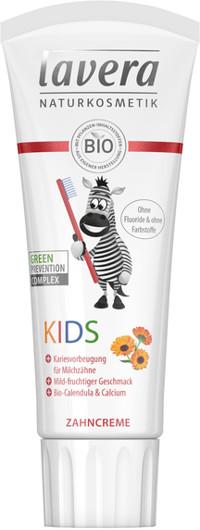 Lavera Pasta do zębów dla dzieci z bio-nagietkiem i wapniem 168 109336