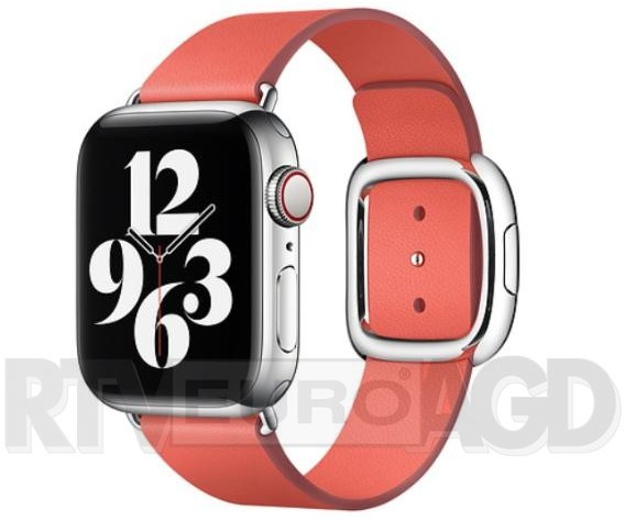 Apple Apple 44mm Pink Citrus Sport Band Regular |
