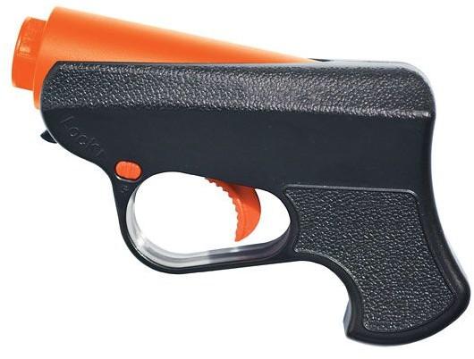 SABRE Security Equipment Corporation Gaz pieprzowy RUGER RU-LJ-BK - pojemnik w formie pistoletu RMG RU-LJ-BK