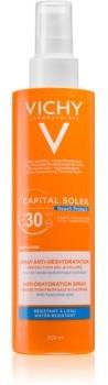 Vichy Capital Soleil Beach Protect spray chroniący przed przesuszeniem skóry SPF 30 200 ml