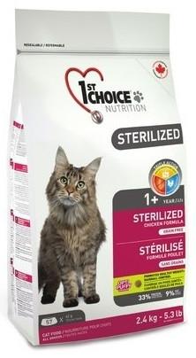 1st Choice 1st Choice CAT Adult Sterilised 5kg