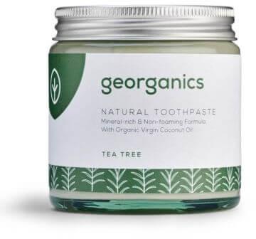 Georganics Mineralna Pasta do Zębów Drzewo Herbaciane, 60ml Georganics