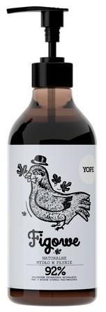 YOPE Naturalne Mydło w płynie Figa 500 ml 800-002867