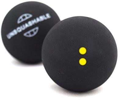 Unsquashable Squash ball, jeden rozmiar 382206_Jaune