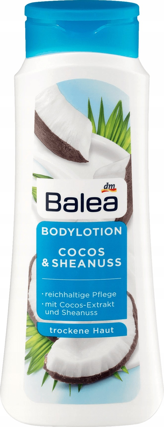 Balea Balsam z Kokosem i Masłem Shea 400 ml