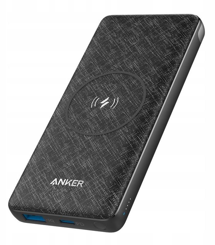 Anker PowerCore III 10000mAh Czarny