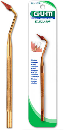 GUM GUM Stymulator - końcówka do masażu dziąseł, kieszonek i brodawek dziąsłowych 600