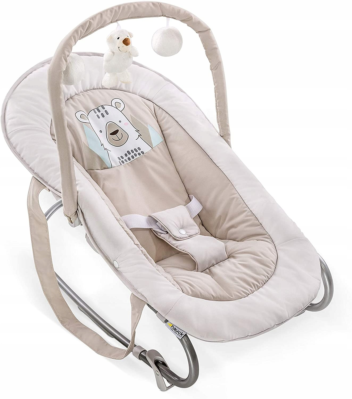 Hauck Leżaczek niemowlęcy Bungee Deluxe