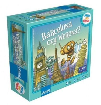 Granna Barcelona czy Werona?