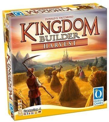 Queen Games Kingdom Builder: Harvest