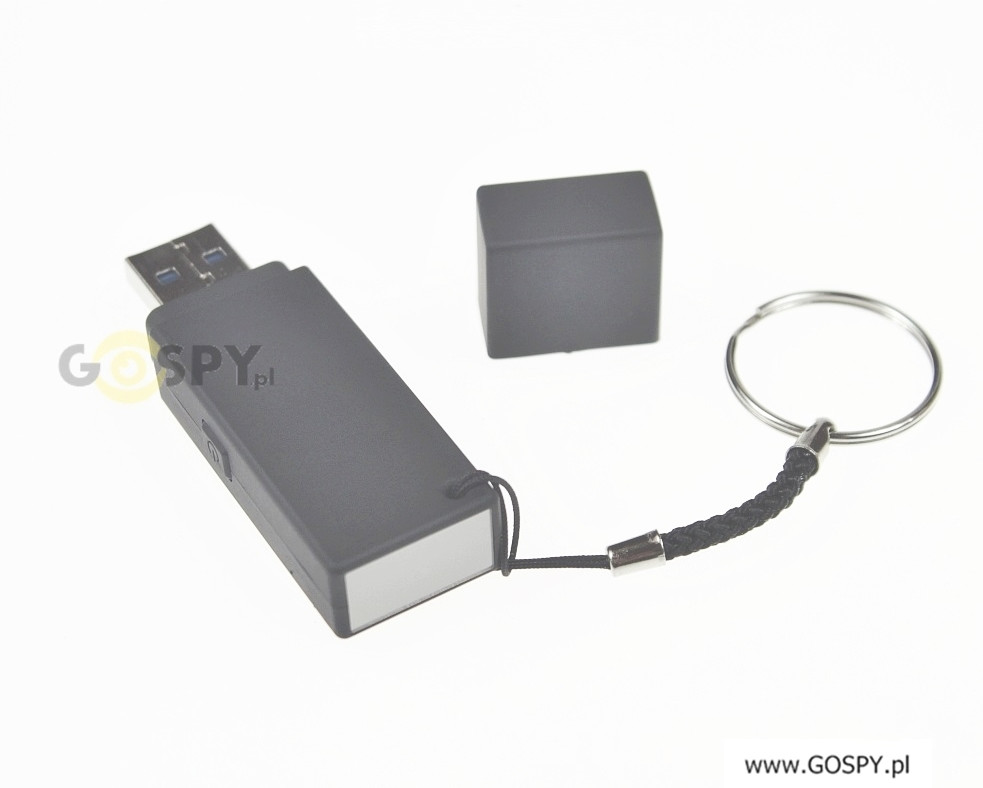 gospy.pl Pendrive z kamerą Full HD U3 G-12495511