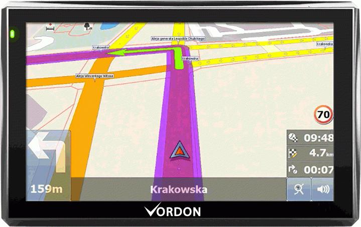 VORDON 7 HD Europa (VOR-7AV)