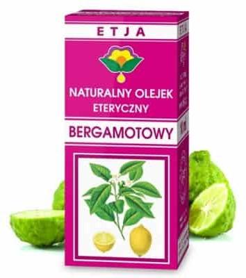 etja Olejek Bergamotowy 10ml Etja